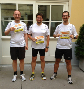Business Run Team zeitlos