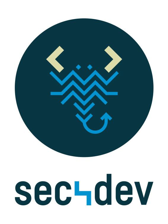 This image has an empty alt attribute; its file name is sec4dev_logo_wortbild_rgb-1.jpg