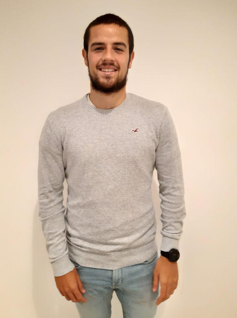 Guillermo Alamán Requena Mitarbeiterfoto