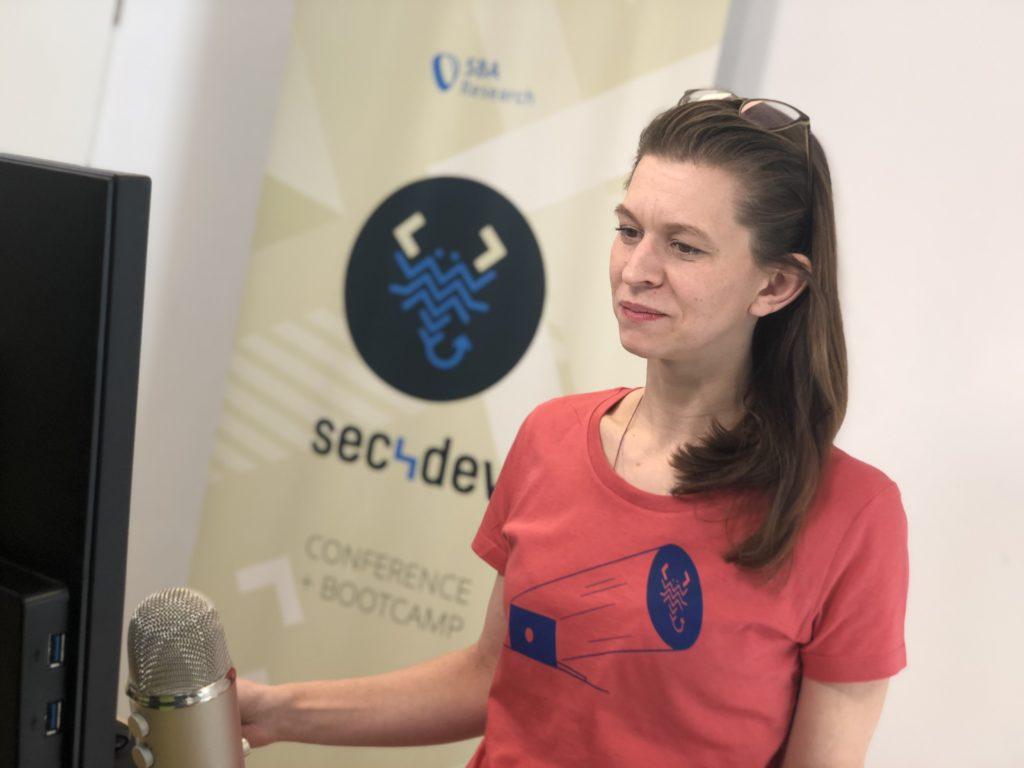 sec4dev 2021 Women session