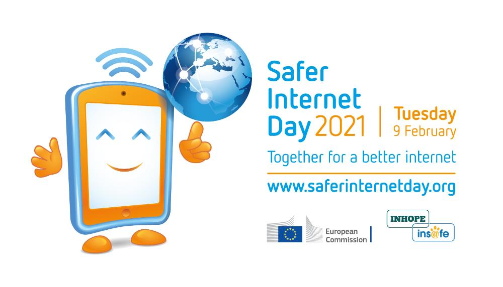 Safer Internet Day 2021 Logo