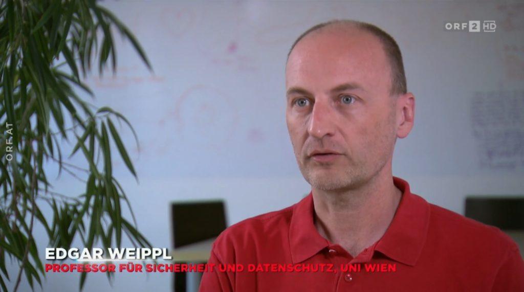 ORF Interview Edgar Weippl