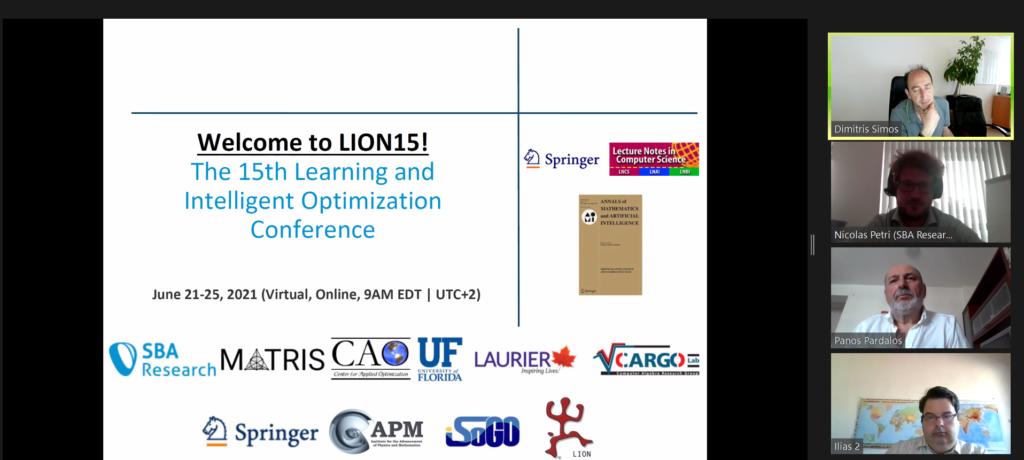 Lion15 Conference