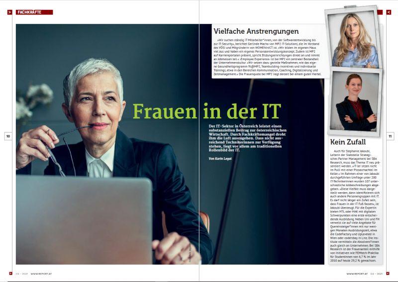 Frauen in der IT